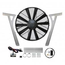 Комплект для охлаждения с электрическим вентилятором Diesel P38